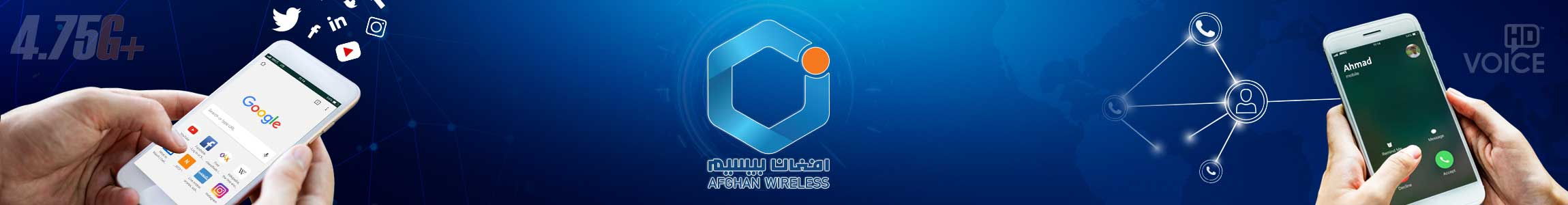 Afghan Wireless » International Call Rates