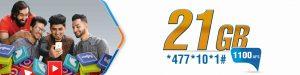 databundle-21GB